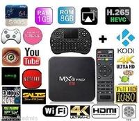 MXQ PRO S905 Smart TV BOX Android XBMC Quad Core KODI 4K Media Player+ Keyboard