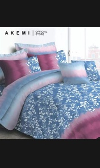 Brand new Akemi King / Queen / S Single Fitted Bedsheet