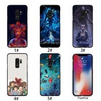 should stay should Stranger Things  Huawei Honor8 NOVA2S NOVA3i Case Soft Cover
