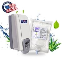 普瑞來(Purell) 免洗洗手液 美國原裝進口 手動分配器+1000ml