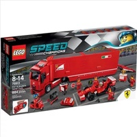 LEGO Speed Champions 75913 : F14 T Scuderia Ferrari Truck