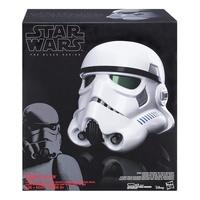 youmi現貨! 星際大戰 Star wars 黑標 帝國軍 白兵 暴風兵 Stormtrooper 1:1 變聲頭盔