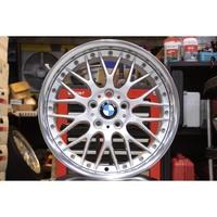 BMW原廠18吋鍛造前後配鋁圈