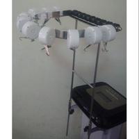 升級溫塑機(魔塑機/天王星/王牌天使機..)捲線器+專用支架(可以大大減輕客戶頂上負擔)