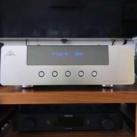AMR CD77 tube CD player with NOS DAC Philips TDA 1541