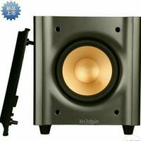 【美國Accurian 8吋家庭影院 】 主動式超重低音喇叭 相位調節 超重低音大功率低音喇叭音箱