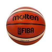 阿胖正品--- Molten GF7X 籃球 FIBA 認証 12片貼 GF7 升級 GF7X 合成皮 7號籃球
