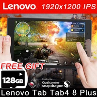 [Lenovo] Tab4 8 Plus 64GB Gaming Tablet / QUALCOMM 625 RAM 4GB / NOUGAT 7.1 /Micro sd card FREE GIFT