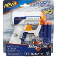 Nerf N-Strike Elite Triad EX-3 Blaster Gun ปืนเนิร์ฟ