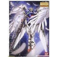 《時光機》MG高達 1/100 Wing Gundam Zero 零式飛翼高達