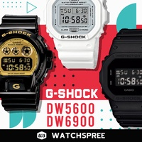 *APPLY SHOP COUPON* G-Shock DW5600 DW6900 Series. Free Shipping and 1 Year Warranty!