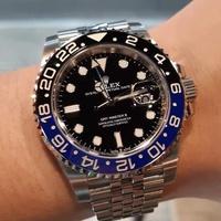 【已交流】 勞力士 126710 BLNR ROLEX GMT 126710 藍黑圈 蝙蝠俠