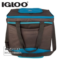 Igloo 軟式保冷包63057 COLLAPSE & COOL 36 SPORT / 城市綠洲 (保鮮保冷、露營保冷袋、保冰)