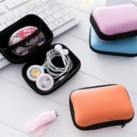 [Hare.D] 硬殼 耳機收納包 收納盒 保護盒 零錢包 隨身包 急救包 充電頭傳輸線 3C 收納