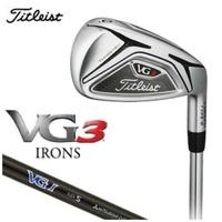 緊湊的清單Titleist VG3 TYPE-D鐵桿型D 5瓶一套(#6-#9,PW)Titleist VGI人高爾夫俱樂部 United CORRS