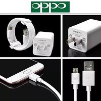 OPPO usb cable+usb fast charger Set VOOC หัวชาร์จด่วน AK779 + สายชาร์จ DL118 AK775 R5 R7 R7S R9S R9S plus F5 F1S A77 A57 A83 A71 F7 R13 R15 plus