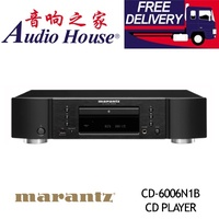 MARANTZ CD-6006N1B CD PLAYER