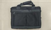 Delsey PARVIS 3 Compartment Laptop Bag