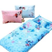 《HOYACASA》迪士尼家族-多功能天絲兩用舖棉兒童睡袋【附小涼被】