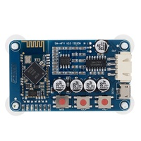 Wireless Bluetooth 4.0 Audio Receiver Board Stereo Digital Amplifier Module Mini USB 5V