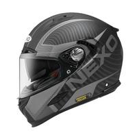 ◮無頭騎士◭ ZS-1800A/1800A AM3 瑞獅 NEXO 黑銀 輕量化 抗UV 全罩 安全帽 送鏡片內襯二選一