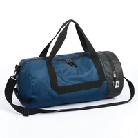 【Spot】Under Armour_Travel Gym Duffle Luggage Bag with Shoe Compartment Unisex Large Portable Nylon Hand Carry Weekender Bag Women and Men Tote Bag