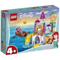 2019年 LEGO樂高Disney Princess 系列 41160 Ariel's Seaside