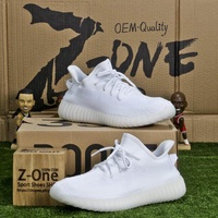 Adidas YEEZY BOOST 350 Running Shoes for men White