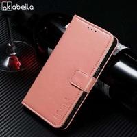 AKABEILA Leather Wallet Phone Case For Vivo V7+ V7 Plus vivo Y79 5.99 inch Luxury Plain Crazy Horse Phone Wallet Cases Cover Card Holder For Vivo V7 Plus vivo Y79 Flip Case