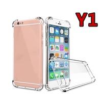 Clear Transparent Soft Case VIVO V15 V11 Pro V11i V9 V7 V5 Y81 Y95 Y93 Y91 Y71