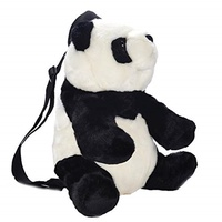 ▶$1 Shop Coupon◀  Lazada Panda Plush Women Kid s Backpack Shoulder Bags Fashion 12
