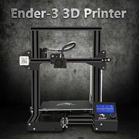 🔥買一送四🔥創想三維Ender-3 高精度3D打印機支持智能斷電續打