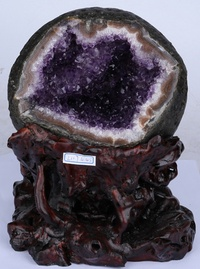 New arrive Natural Uruguay amethyst cave/1pcs only
