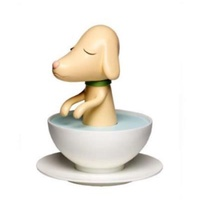奈良美智 絕版 咖啡杯狗 夢遊狗 pupcup