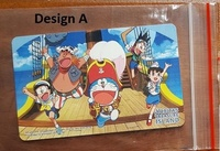 Doraemon Pirates ezlink card