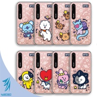 BTS BT21 Official Authentic Product iPhone Universtar Mirror Lighting Case
