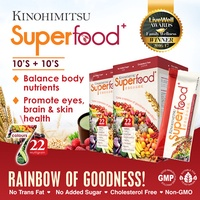 Kinohimitsu Superfood+ 10s+10s *Nutritious Meal Replacement* Lowers 3 highs*