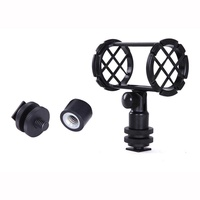 CFB BOYA BY-C04 Camera Shoe Microphone Shockmount Microphones Stand