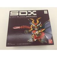 BANDAI SDX 超合金 機動戰士鋼彈 新黑龍鋼彈 黑龍 代理版 全新未拆封
