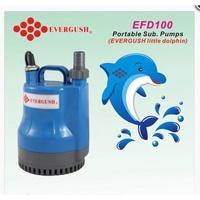 九如牌EFD100型 輕便型沉水泵浦