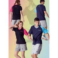 【Spinvo運動聯盟】人人是model ➤Nittaku 桌球衣 3976(粉) 3974(深藍)