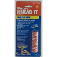 SELLEYS Knead It Underwater Epoxy Putty 708234