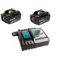 【欣瑋】 MAKITA 牧田 電池組 18V 加充電器 DC18RC BL1860B BL1860 雙6.0 電池包