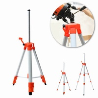 Universal Portable Metel Tripod Stand Extension Type for Laser Air Level with Bag