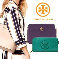 TORY BURCH HANDBAGS, CLUTCHES & WALLETS COLLECTION [BWN]