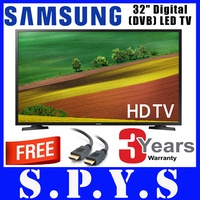 Samsung UA32N4000 LED TV. FREE HDMI Cable. 32 Inches Digital (DVB) HD LED TV. HDMI + USB Inputs.