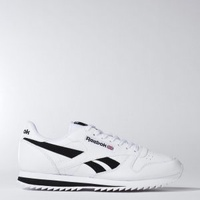 [Reebok] Classic / Unisex CL LEATHER RIPPLE LOW BP / AR 2643
