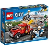 樂高 CITY 系列 LEGO 60137 拖吊車追捕行動