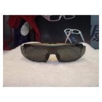 COOLSUN可掀可拆比賽級運動型近視專用太陽眼鏡(附 近視內框近視可用)