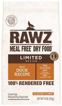 Meal Free Dry Dog Food - Limited Recipe Real Duck